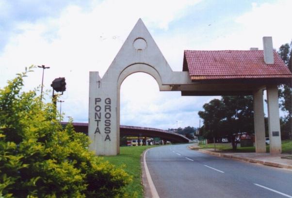 15 de Setembro – Entrada da cidade — Ponta Grossa (PR) — 194 Anos em 2017.