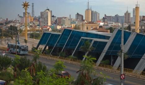 15 de Setembro – Panorâmica da cidade — Ponta Grossa (PR) — 194 Anos em 2017.