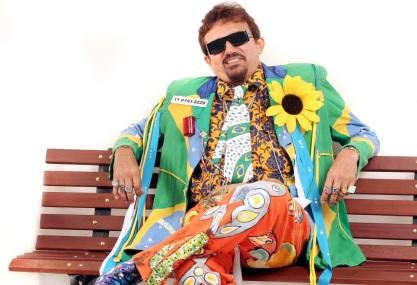 16 de Setembro – 1957 – Falcão, músico brasileiro.