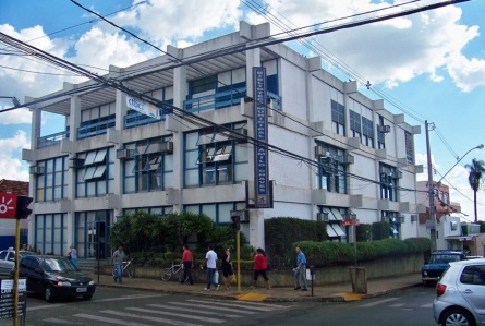 16 de Setembro – Biblioteca Municipal — Ituiutaba (MG) — 116 Anos em 2017.