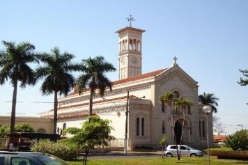 16 de Setembro – Igreja da cidade — Ituiutaba (MG) — 116 Anos em 2017.