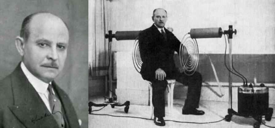 17 de Setembro – 1870 – Georges Lakhovsky, engenheiro, cientista e inventor bielorrusso, naturalizado francês (m. 1942).