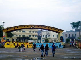 17 de Setembro – Praça da cidade — Alvorada (RS) — 52 Anos em 2017.