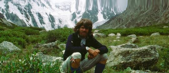 17 de Setembro – Reinhold Messner - 1944 – 73 Anos em 2017 - Acontecimentos do Dia - Foto 21 - Reinhold Messner solo, Nanga Parbat, em 1978.