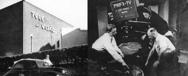 18 de Setembro – 1950 – Inauguração da TV Tupi em São Paulo. Foi a primeira emissora de televisão do Brasil.
