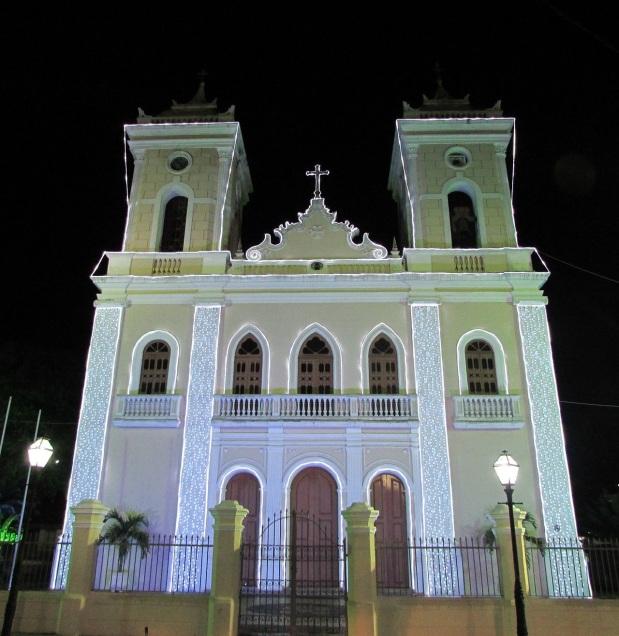 18 de Setembro – Catedral Metropolitana de Sant'Ana, localizada ao encontro das ruas Conselheiro Franco com Góes Calmon — Feira de Santana (BA) — 184 Anos em 2017.