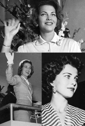 19 de Setembro – 1936 — Martha Rocha, ex-modelo brasileira.