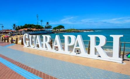 19 de Setembro – Letreiro da cidade — Guarapari (ES) — 126 Anos em 2017.