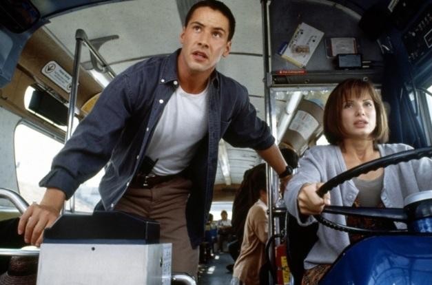 2 de Setembro – Keanu Reeves - 1964 – 53 Anos em 2017 - Acontecimentos do Dia - Foto 20 - Keanu Reeves e Sandra Bullock.
