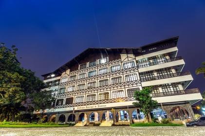 2 de Setembro – Sede da prefeitura — Blumenau (SC) — 167 Anos em 2017.