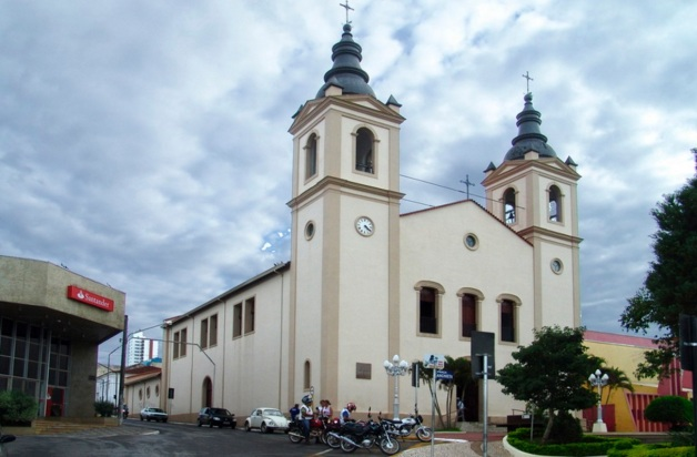 20 de Setembro – Catedral Santana de Itapeva — Itapeva (SP) — 248 Anos em 2017.