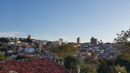 20 de Setembro – Região central ao entardecer — Itapeva (SP) — 248 Anos em 2017.