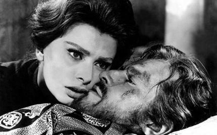 20 de Setembro – Sophia Loren - 1934 – 83 Anos em 2017 - Acontecimentos do Dia - Foto 15 - Sophia Loren e Charlton Heston, em 'El Cid'.