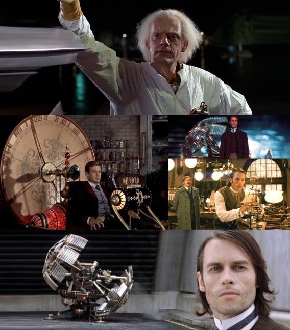 21 de Setembro – Ficção científica - A Máquina do Tempo - H. G. Wells.
