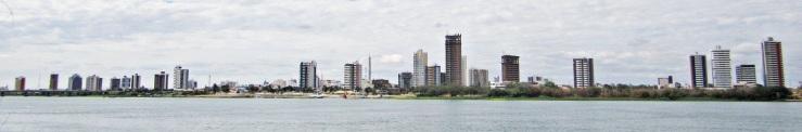 21 de Setembro – Vista panorâmica da Orla — Petrolina (PE) — 122 Anos em 2017.