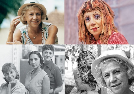22 de Setembro – 2009 – Dirce Migliaccio, atriz brasileira (n. 1933).