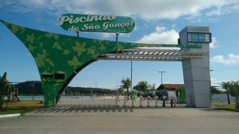 22 de Setembro – O Parque Ambiental da Praia das Pedrinhas, mais conhecido como Piscinão — São Gonçalo (RJ) — 127 Anos em 2017.