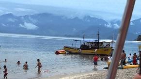22 de Setembro – Praia e pescadores da cidade — São Gonçalo (RJ) — 127 Anos em 2017.