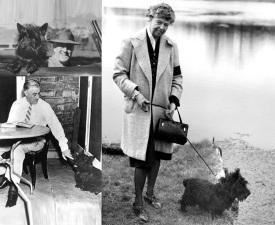23 de Setembro – 1944 – Roosevelt faz seu famoso 'Discurso de Fala' - 'Fala', era o nome de seu cachorro.