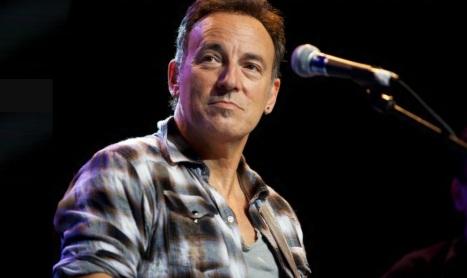 23 de Setembro – 1949 – Bruce Springsteen, cantor e compositor norte-americano.
