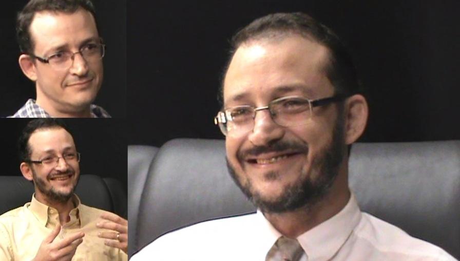 24 de Setembro – Paul Sampaio, professor, diretor e apresentador de rádio e TV, e criador do site Acontecimentos do Dia.