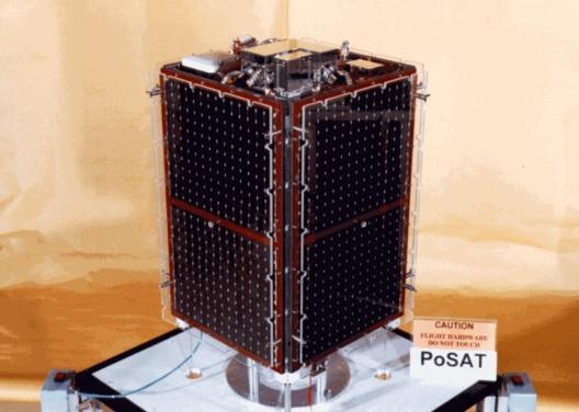 26 de Setembro – 1993 — Entra em órbita o PoSAT-1, primeiro satélite português.