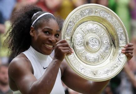 26 de Setembro – Serena Williams - 1981 – 35 Anos em 2017 - Acontecimentos do Dia - Foto 14.
