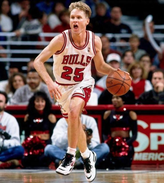 27 de Setembro – 1965 – Steve Kerr, jogador de basquete norte-americano.