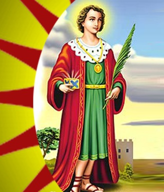 27 de Setembro – 295 — Cosme, mártir.