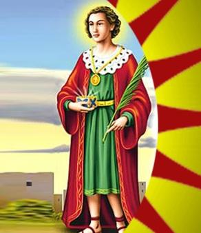 27 de Setembro – 295 — Damião, mártir.