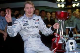 28 de Setembro – 1968 – Mika Häkkinen, automobilista finlandês, bicampeão de Fórmula 1.