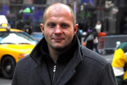 28 de Setembro – 1976 – Fedor Emelianenko, wrestler russo.