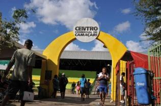 28 de Setembro – Centro comercial da cidade — Camaçari (BA) — 259 Anos em 2017.
