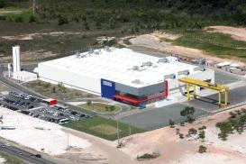 28 de Setembro – Fábrica da Alstom Brasil — Camaçari (BA) — 259 Anos em 2017.