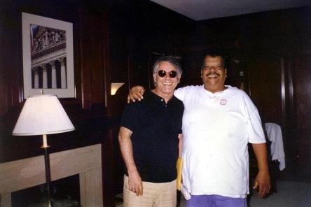 28 de Setembro – Tim Maia - 1942 – 75 Anos em 2017 - Acontecimentos do Dia - Foto 21 - Nelson Motta e Tim Maia.