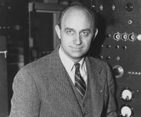 29 de Setembro – 1901 – Enrico Fermi, físico italiano (m. 1954).