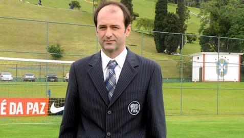3 de Setembro – 1965 – Carlos Eugênio Simon, árbitro de futebol brasileiro.