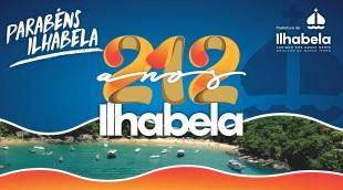 3 de Setembro – Aniversário da cidade — Ilhabela (SP) — 212 Anos em 2017.