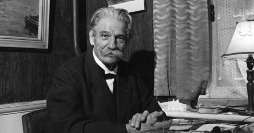 4 de Setembro – 1965 — Albert Schweitzer, teólogo, músico, filósofo e médico alemão (n. 1875).
