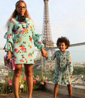 4 de Setembro – Beyoncé - 1981 – 36 Anos em 2017 - Acontecimentos do Dia - Foto 13 - Beyoncé com a filha Blue Ivy.