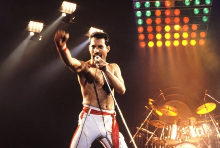 5 de Setembro – Freddie Mercury - 1946 – 71 Anos em 2017 - Acontecimentos do Dia - Foto 15.