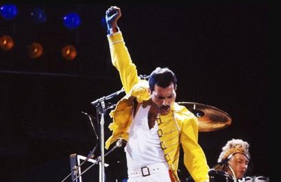 5 de Setembro – Freddie Mercury - 1946 – 71 Anos em 2017 - Acontecimentos do Dia - Foto 2.