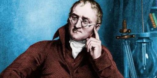 6 de Setembro – 1766 - John Dalton, cientista inglês (m. 1844).