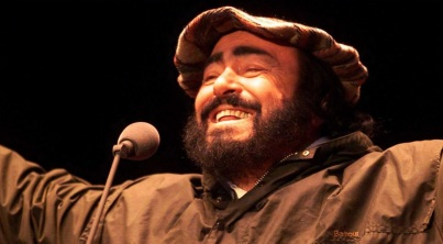 6 de Setembro – 2007 – Luciano Pavarotti - tenor italiano (n. 1935).
