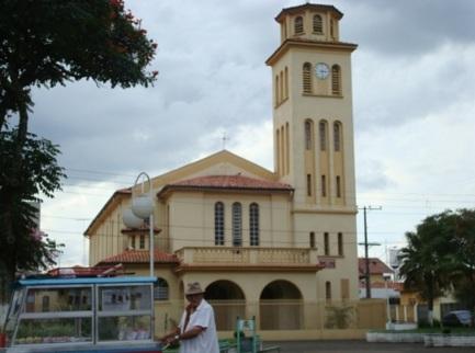 6 de Setembro – Igreja Matriz — Boituva (SP) — 80 Anos em 2017.