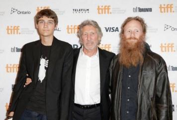 6 de Setembro – Roger Waters - 1943 – 74 Anos em 2017 - Acontecimentos do Dia - Foto 17 - Jack, Roger e Harry Waters. Pai e filhos.