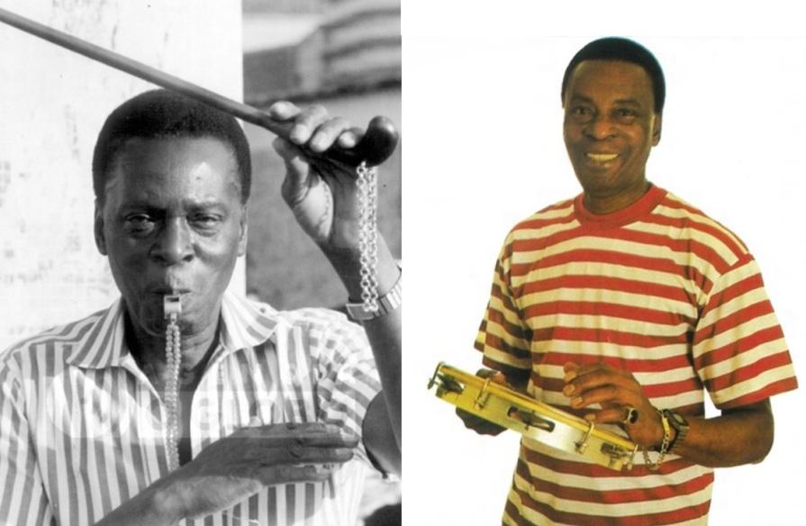 7 de Setembro – 1930 – Mestre Marçal, diretor de bateria e cantor brasileiro.