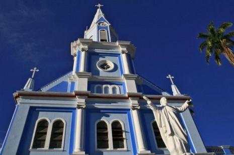 7 de Setembro – Igreja Matriz — Teófilo Otoni (MG) — 164 Anos em 2017.