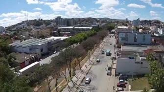 7 de Setembro – Panorâmica da cidade — Teófilo Otoni (MG) — 164 Anos em 2017.