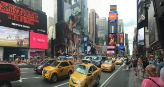 8 de Setembro – 1664 — Os ingleses capturam a cidade de Nova Amsterdam dos holandeses e mudam o nome para Nova York.